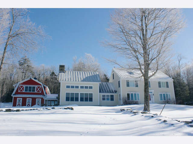 Single Family for Sale at 444 Tin Shanty Road Shrewsbury, Vermont 05738 United States