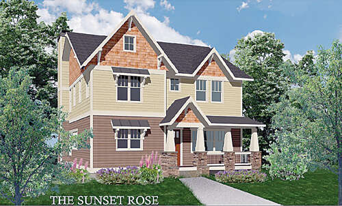 New Construction for Sale at 8 Mossy Rock Ln Leicester, North Carolina 28748 United States