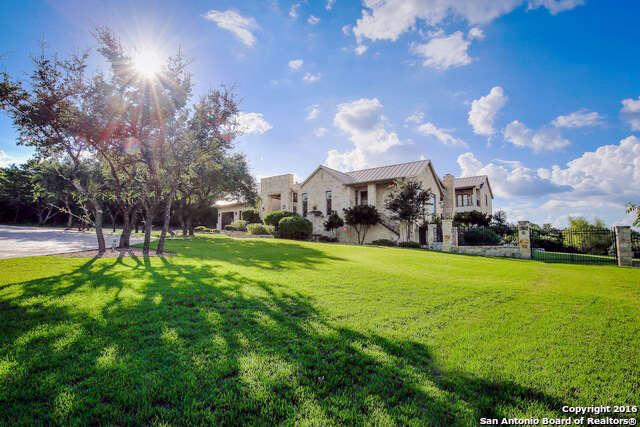 Single Family for Sale at 28833 Ralph Fair Rd Fair Oaks Ranch, Texas 78015 United States