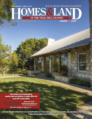 Homes & Land of the Texas Hill Country