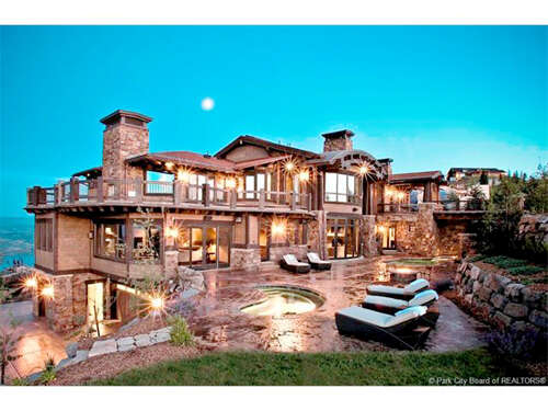 Single Family for Sale at 9806 N Summit View Drive Park City, Utah 84060 United States