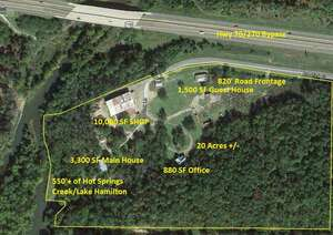 Commercial Property for Sale, ListingId:50175887, location: 1XX BRODRICK LN Hot Springs National Park 71901