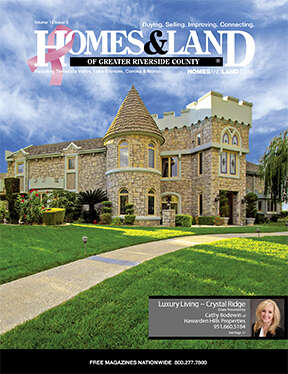 HOMES & LAND Magazine Cover. Vol. 12, Issue 02, Page 17.