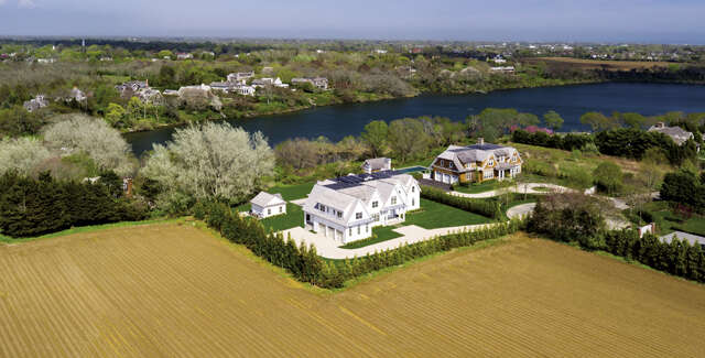 Single Family for Sale at 39 West Pond Drive Bridgehampton, New York 11932 United States