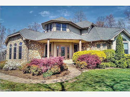 Single Family for Sale at 131 Arcadia Falls Way #lot 131 Black Mountain, North Carolina 28711 United States
