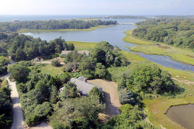 Single Family for Sale at 132 Little Neck Bars Road West Falmouth, Massachusetts 02574 United States