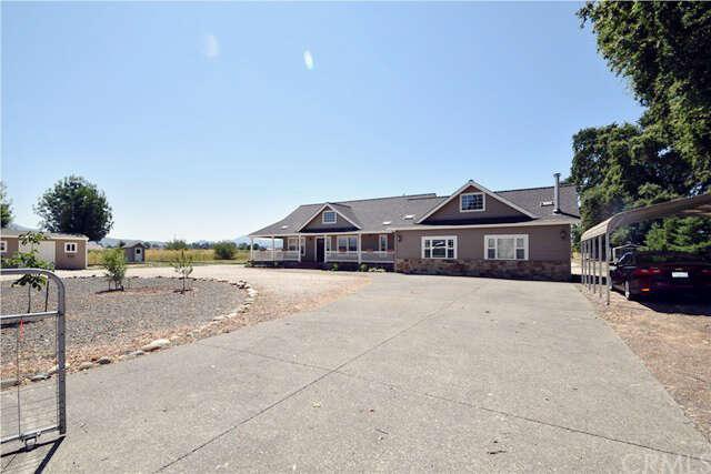 Single Family for Sale at 1275 Merritt Road Lakeport, California 95453 United States