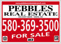 Pebbles Real Estate, Davis OK