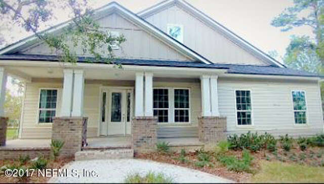 Single Family for Sale at 96021 Park Pl Fernandina Beach, Florida 32034 United States