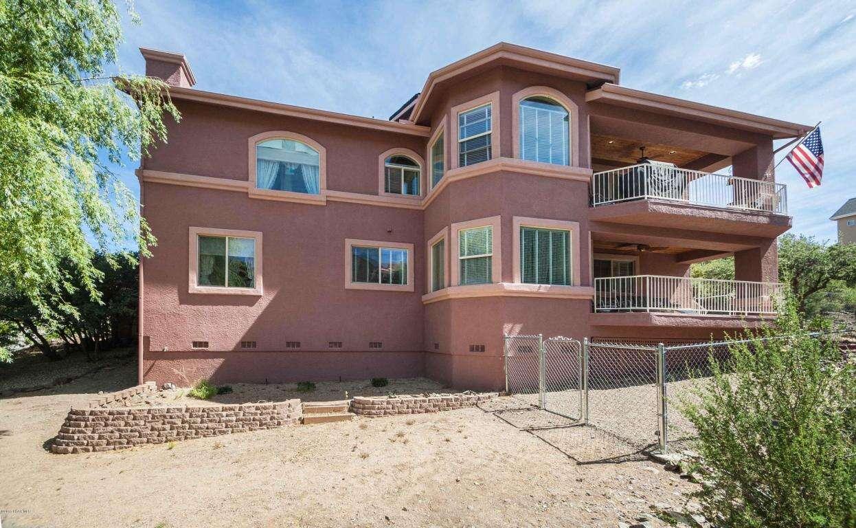 Single Family for Sale at 575 Golden Hawk Drive Prescott, Arizona 86301 United States