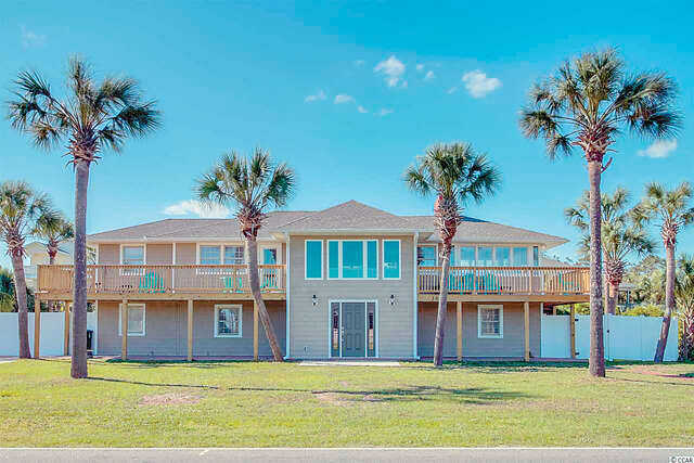 Single Family for Sale at 1603 N Ocean Blvd. North Myrtle Beach, South Carolina 29582 United States
