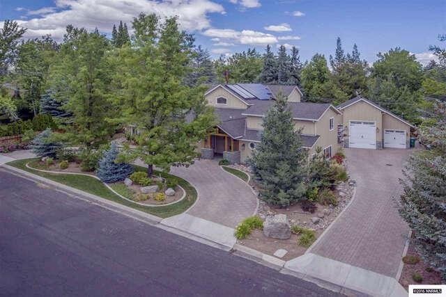 Single Family for Sale at 160 Southridge Drive Reno, Nevada 89509 United States
