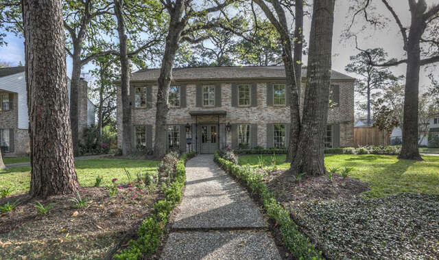 Single Family for Sale at 434 Hickory Post Lane Houston, Texas 77079 United States