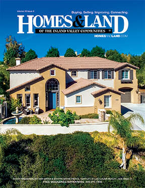 HOMES & LAND Magazine Cover. Vol. 33, Issue 06, Page 31.