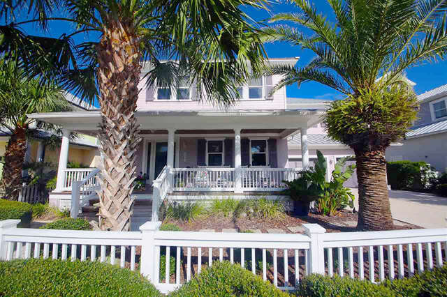 Single Family for Sale at 628 Ocean Palm Way St. Augustine, Florida 32080 United States