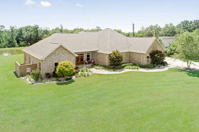 Single Family for Sale at 1060 Fenton Pl. Dr. Kiln, Mississippi 39556 United States