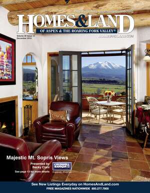 HOMES & LAND Magazine Cover. Vol. 30, Issue 12, Page 13.