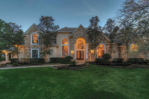 Single Family for Sale at 59 Chancery Place Spring, Texas 77381 United States