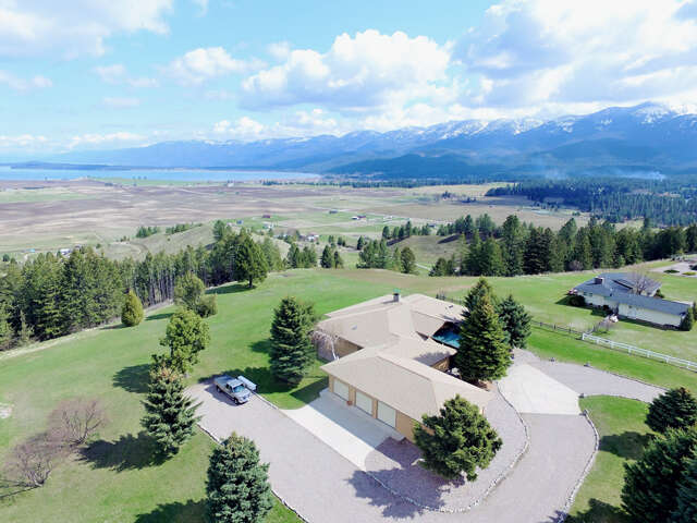 Single Family for Sale at 35408 E S Hills Way Polson, Montana 59860 United States