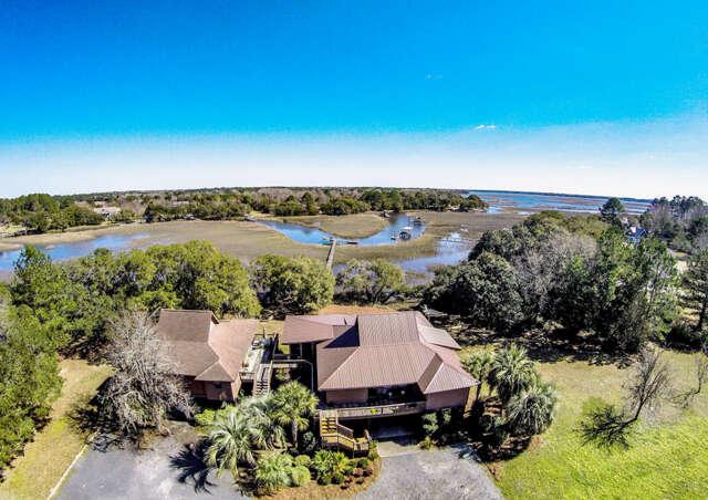 Single Family for Sale at 6405 Meggett Creek Road Meggett, South Carolina 29449 United States