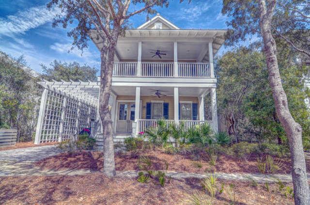 Single Family for Sale at 649 Western Lake Drive Santa Rosa Beach, Florida 32459 United States