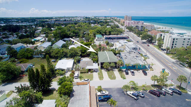 Multi Family for Sale at 103 14th Avenue Indian Rocks Beach, Florida 33785 United States