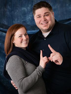 Jason and Jennifer Phipps