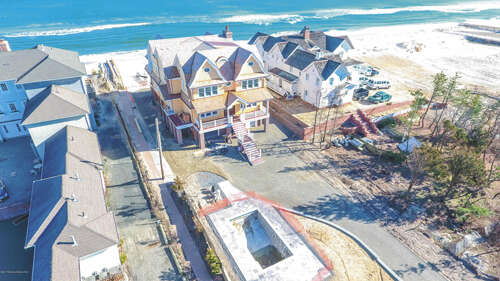 Single Family for Sale at 1073 Ocean Avenue Mantoloking, New Jersey 08738 United States