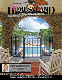 HOMES & LAND Magazine Cover. Vol. 20, Issue 11, Page 3.