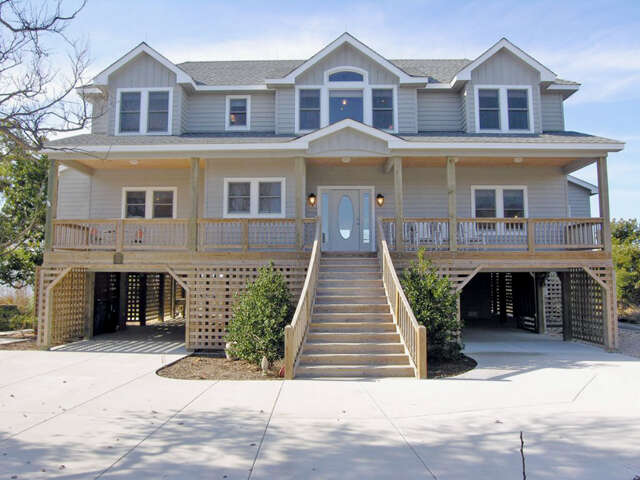 Single Family for Sale at 110 Gannet Lane Duck, North Carolina 27949 United States