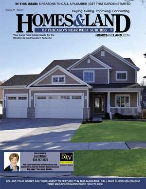 HOMES & LAND Magazine Cover. Vol. 11, Issue 05, Page 7.