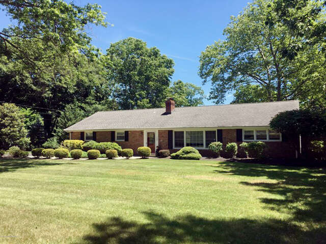 Single Family for Sale at 153 Iler Drive Middletown, New Jersey 07748 United States