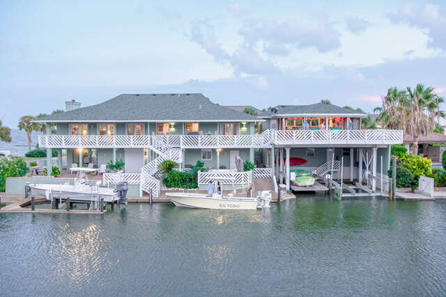Single Family for Sale at 1 Blue Heron Rockport, Texas 78382 United States