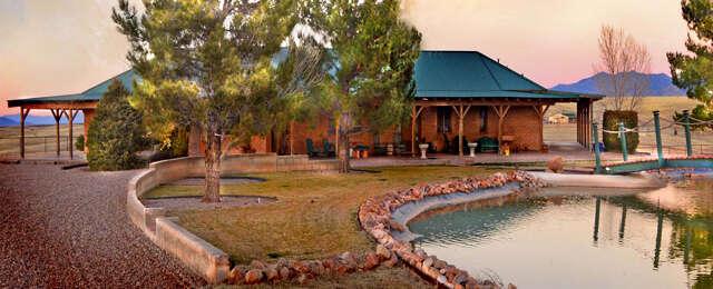 Single Family for Sale at 20 Mountain View Road Elgin, Arizona 85611 United States
