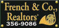 French & Co., Realtors, Amarillo TX, License #: 0295224
