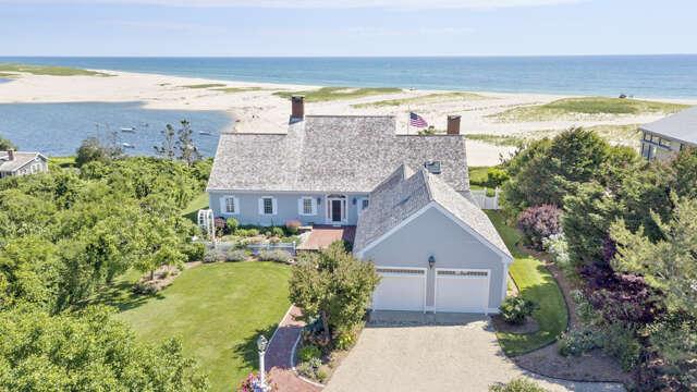Single Family for Sale at 77 Keziahs Lane Orleans, Massachusetts 02653 United States