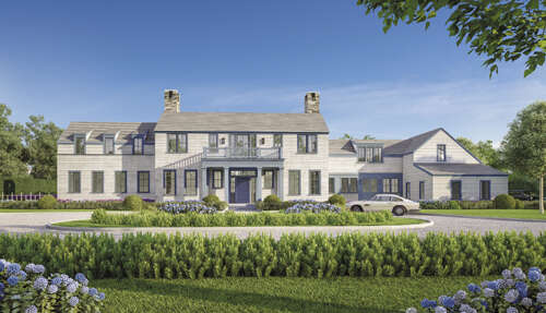 Single Family for Sale at 494 Hedges Lane Sagaponack, New York 11962 United States