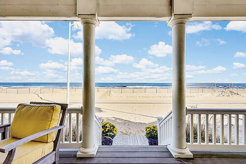 Single Family for Sale at 385 Beach Front Manasquan, New Jersey 08736 United States