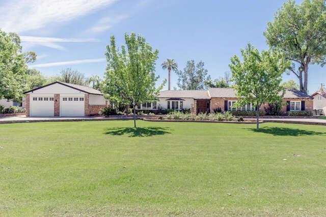 Single Family for Sale at 333 W Berridge Lane Phoenix, Arizona 85013 United States