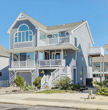 Single Family for Sale at 24 4th Ave. Seaside Park, New Jersey 08752 United States