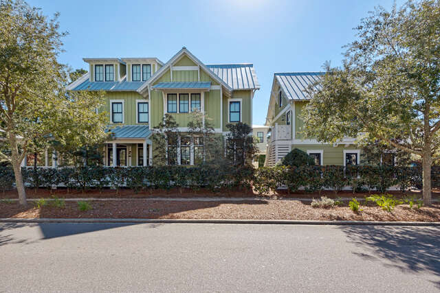 Single Family for Sale at 155 Bluejack Street Santa Rosa Beach, Florida 32459 United States
