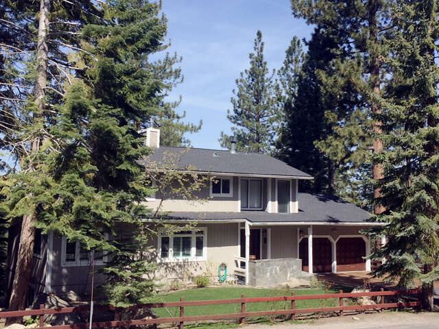 Single Family for Sale at 198 Chimney Rock Rd Stateline, Nevada 89449 United States