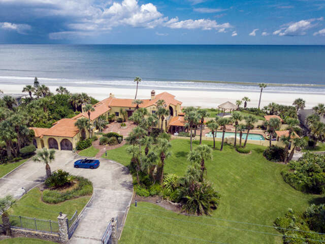 Single Family for Sale at 201 Ocean Shore Boulevard Ormond Beach, Florida 32176 United States