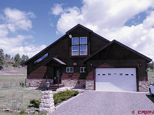 Real Estate for Sale, ListingId:45350084, location: 109 Hills Circle Pagosa Springs 81147