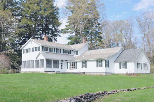 Single Family for Sale at 281 Church Street Dorset, Vermont 05251 United States