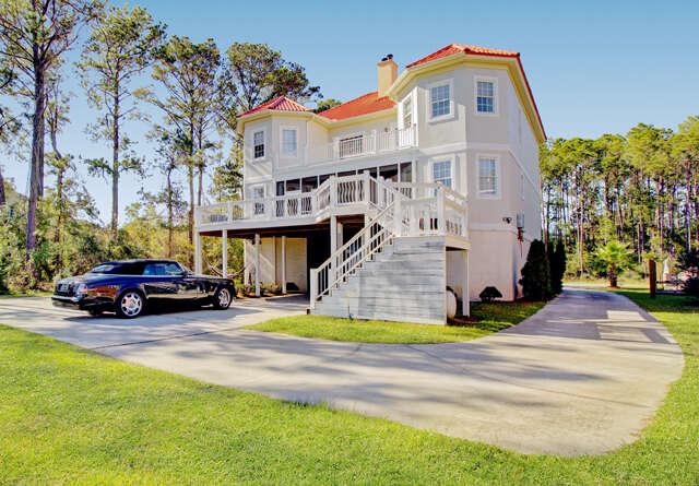 Single Family for Sale at 2797 Hamlin Beach Road Mount Pleasant, South Carolina 29466 United States