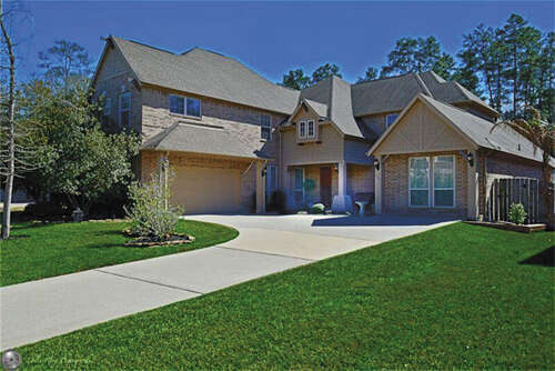 Single Family for Sale at 120 Brendan Woods Lane Conroe, Texas 77384 United States