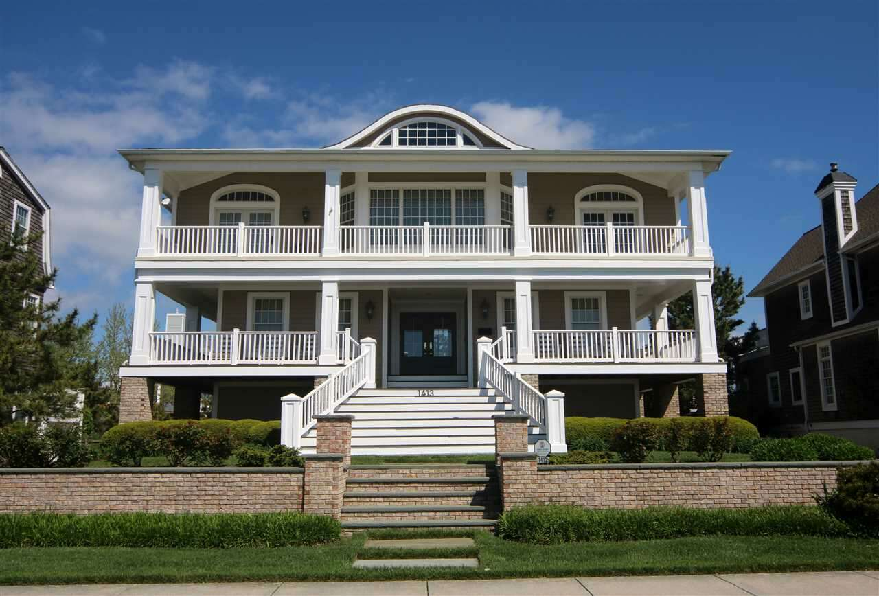 Single Family for Sale at 1413 Beach Cape May, New Jersey 08204 United States