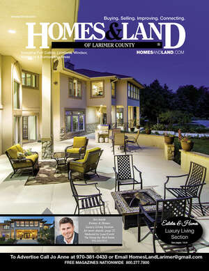 HOMES & LAND Magazine Cover. Vol. 34, Issue 04, Page 22.