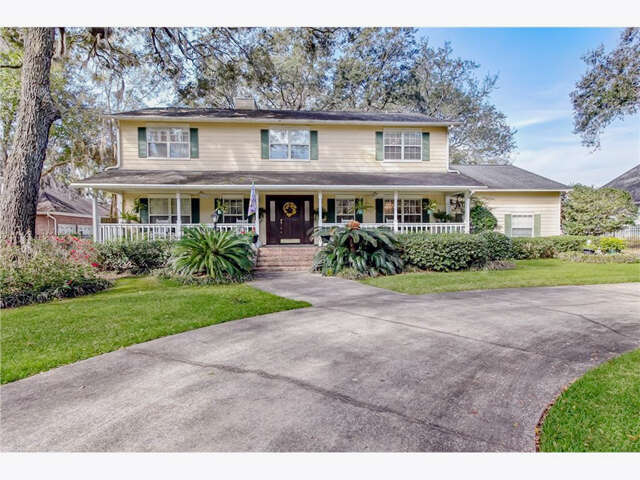 Single Family for Sale at 86291 Meadowfield Bluffs Road Yulee, Florida 32097 United States